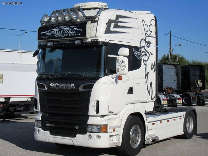 Scania R500 LA4X2MNA '11 - 2011
