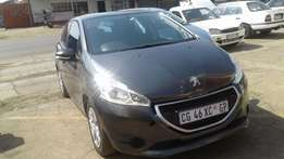 2013 Peugeot 208 For Sale
