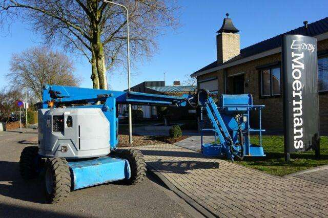 Genie Z34/22 Diesel 4x4 - 2007 - image 2