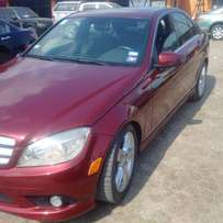 2010 Mercedes-Benz C300 for 3.7m