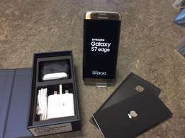 low offer BN fs samsung galaxy s7edge comes with 2 years warranty