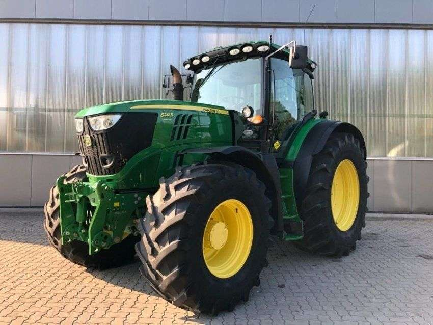 russiske traktorer