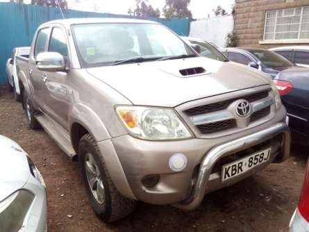 Toyota Hilux Double Cabin On sale Parklands - image 1