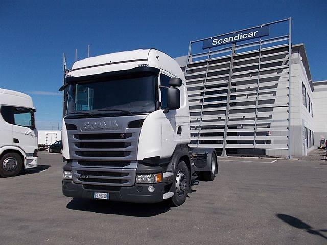 Scania R410 A4X2 - 2015