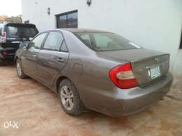 Neatly used Toyota Camry 04 big daddy