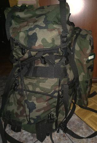 03a11893815aa Oryginalny wojskowy plecak - zasobnik piechoty górskiej 987 MON Wrocław -  image 1