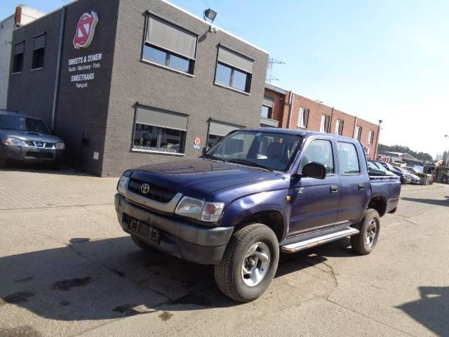 Toyota Hilux 4x4 Fixed 5700 Euro! - 2002