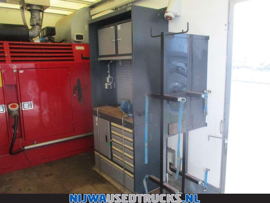 Volvo FE S 280 Mobiele werkplaats + 85 Kva aggregaat - 2006 - image 30