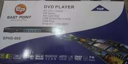 DVD Player East Point Model for sale at Sprim Technologies Ltd