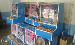 Gaming machines and spares at affordable prices