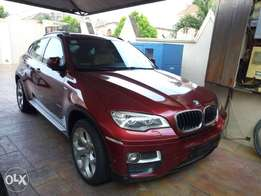 Very Neatly used 2014 BMW X6 at Magodo