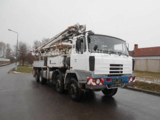 Tatra T815,8x8,Putzmeister Werk 36m(ID10873) - 1997