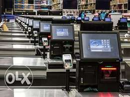 Complete point of sale system solutions