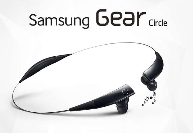 SM-R130 SMR130 Samsung Gear Circle Wireless Bluetooth neckband Nairobi CBD - image 2