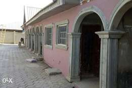 Newly build 2bdrm flat for rent at aduramigba area osogbo
