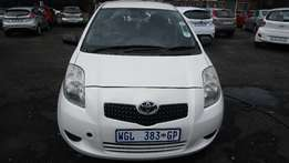 Toyota Yaris T3 Model 2006 5 Doors factory A/C And C/D Player