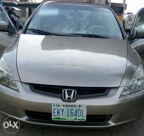 Eod Honda very sharp and clean like toks Lagos Mainland - image 2
