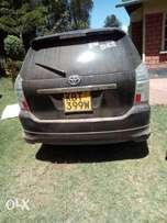 Toyota wish on sale,well maintained car
