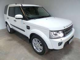 Land Rover Discovery 4 3.0 SD/TD V6 SE for sale