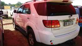 Toyota Fortuner D4D, 2009 model