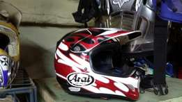 Helmets and kit for sale