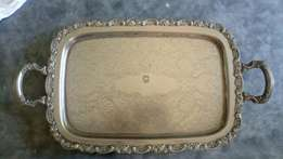 Oneida Royal Provincial Silver Plated Tray