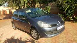 Renault clio 2007 for sale