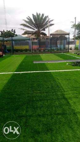 Artificial Grass for Landscaping and Sport Facilities (Football Pitch) Lagos Mainland - image 6