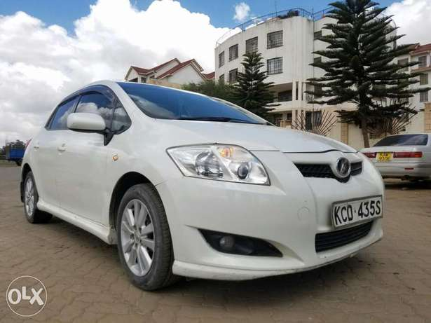 Toyota Auris 2008 model in good condition, buy and drive Embakasi - image 2