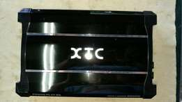 Amps, subs and tweeters for sale