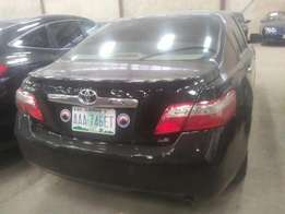 Toyota camry 08 upgraded to 010