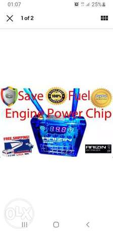 Performance Turbo Boost-Volt Nismo Engine Power Speed Chip any car ميت أبوغالب -  1