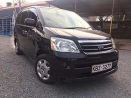 Toyota Noah 2007 Locally Used For Sale Asking Price 850,000/=