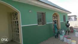 For 3bedroom boungalow gwarimpa 1.3mill