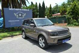 2010 Land rover range rover sport 5.0 v8 Autobio LE in good condition