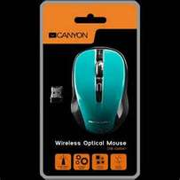 Canyon Wireless Optical Mouse - Lewis Computers