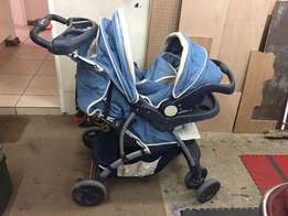 Chicco Push Chair,Carry Chair 3in 1