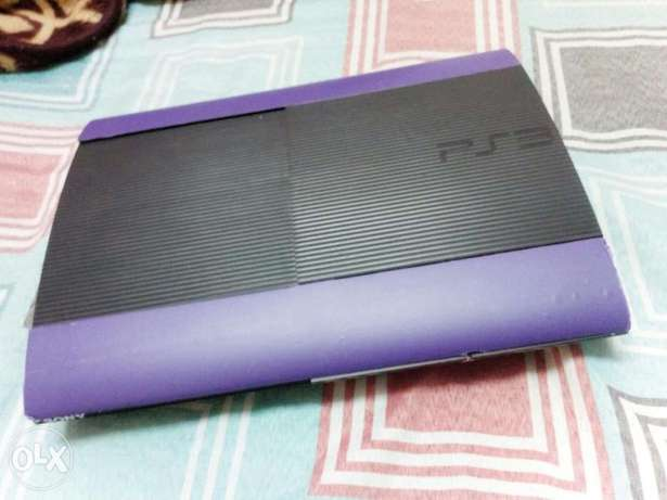 Ps3 super slim 320 gb