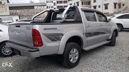 Toyota hilux double cab brand new car