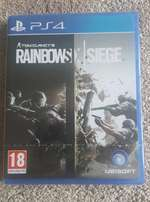 Tom clancy Rainbow six siege game