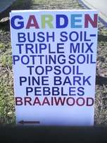 Bush soil and compost mixes - High quality.R 19