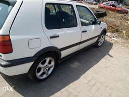 Golf3 manual AC 1.8 engine