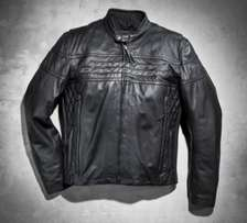 XL Harley Davidson Competition III Leather Jacket and Inner.