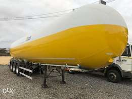 LPG Gas Tank Trailer (Bridger)