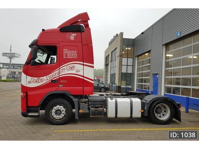 Volvo Fh13 500 Globetrotter, Euro 5 - 2012 - image 2
