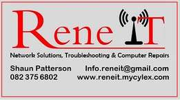 IT support - Rene IT Computer Specialist