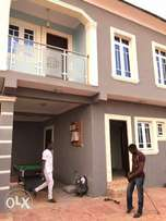 Newly built luxury 3 bedroom Fully Detached Duplex N25m negotiable