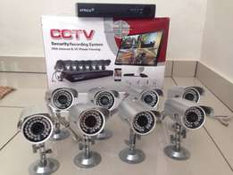 8 CHL - CCTV Camera Systems For Sale (BRAND NEW)