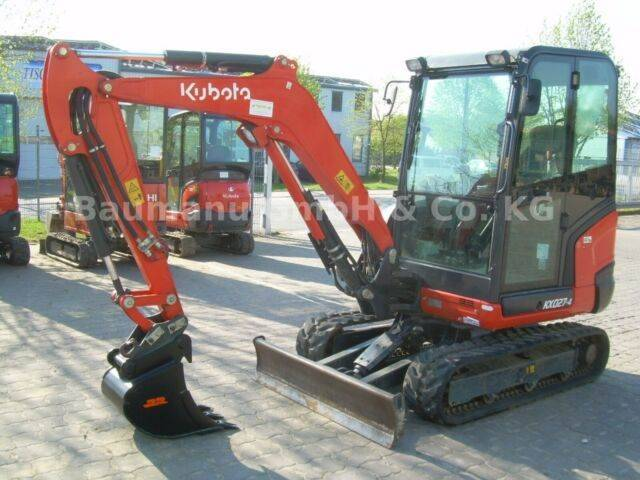 Kubota Kx 027-4 High Spec, Bj 18, 500 Bh, Ms03, Tl - 2018