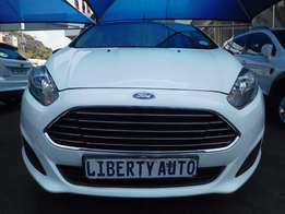 2015 Ford Fiesta 1.0T Ambiente EcoBoost